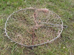 Spring trap set