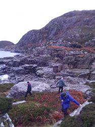 Skye - surveying on Sleat